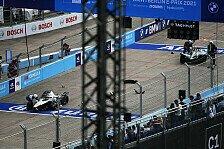Formel E Berlin, Mortara: Wirbelbruch nach schwerem Unfall