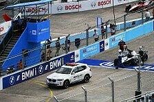 Formel-E-Weltmeister! De Vries und Mercedes jubeln in Berlin