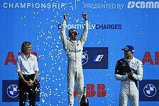 Formel E 2021, Berlin ePrix II - Bilder vom 15. Saisonrennen