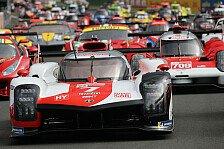 24h Le Mans 2021, FP1: Toyota-Bestzeit knapp vor Alpine