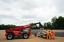 Le Mans 24h 2021: Toyota dominiert unfallreiches Qualifying