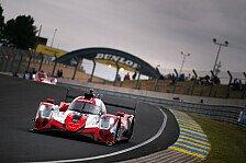24h Le Mans 2021: Goodyears Reifen-Fazit zum LMP2-Drama