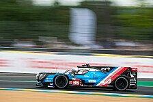 24H Le Mans 2021: Zwei Rote Flaggen im 3. Training