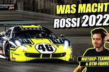 MotoGP - Video: MotoGP-Talk: Valentino Rossi bleibt Racer - wo fährt er 2022?