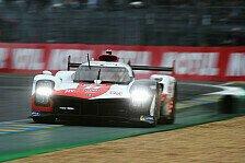 Le Mans 24h 2021: Toyota-Doppelpole und Porsche-Crash