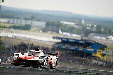 24h Le Mans 2021: Toyota-Doppelsieg trotz Sprit-Problemen