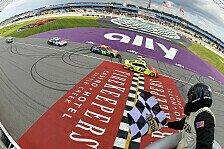 NASCAR 2021: Fotos Rennen 25 - Michigan International Speedway