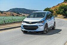 Brandgefahr bei E-Autos: Chevrolet Bolt & Opel Ampera betroffen