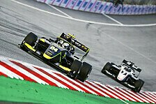Formel 3: Corona! Nächste Hiobsbotschaft für Carlin-Pechvogel