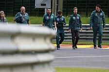Formel 1 Ticker-Nachlese Spa: Erste News & Pressekonferenz