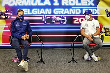 Formel 1 2021: Belgien GP - Vorbereitungen Donnerstag