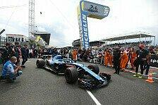 Formel 1 in Le Mans: Alonso und Alpine rechnen Rekordrunde hoch