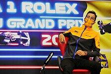 Formel-1-Urlaub für Ricciardo: Zum Glück 2 Wochen weit weg