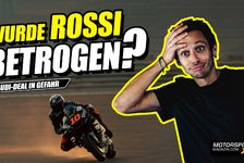 MotoGP - Video: MotoGP: Wo bleiben Valentino Rossis Saudi-Millionen?