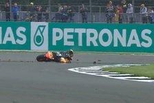 MotoGP: Marc Marquez crasht bei 274 km/h, holt aber Bestzeit