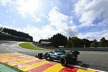 Formel 1, Vettel hofft nach Top-10 auf Regen: Da geht noch mehr