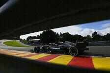 Formel 1, Eau Rouge versaut? Hamilton rätselt nach Trainings