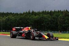 Formel 1, Spa FP2: Verstappen mit P1 und Crash, Mercedes blufft