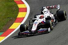 Formel 1, Mazepin kuriert: Mit neuem Chassis vor Schumacher