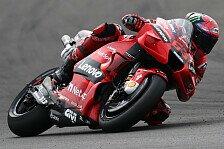 MotoGP Misano: Bagnaia holt FP3-Bestzeit, Marquez muss in Q1