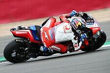 Jorge Martin: Im MotoGP-Qualifying absichtlich abgekürzt