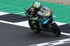 Valentino Rossi: Silverstone ist eine gute Strecke für Yamaha