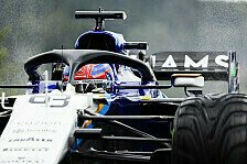Formel 1, Russell schlägt Hamilton: Williams-Sensation in Spa
