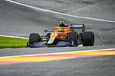 Formel 1 Belgien: Qualifying-Crash ein Grund für GP-Farce