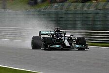 Formel 1, Qualifying-Schlappe für Hamilton: Falscher Flügel?