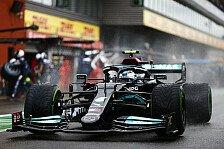 Formel 1, Nur Startplatz 13: Bottas muss in Spa einstecken