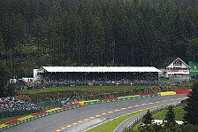 Eau Rouge zu gefährlich für Formel 1? Debatte nach Norris-Crash