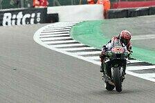 MotoGP: Quartararo siegt in Silverstone, Marquez crasht