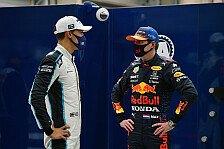 Formel 1, Max Verstappen: Russell eine Gefahr für Hamilton
