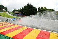 Formel 1 Ticker-Nachlese Spa: Norris-Schock & Russell-Sensation