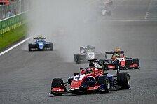 Formel 3 Spa - R2: Doohan siegt vor Schumacher, nächster Crash