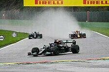 Formel 1, Mercedes verliert Punkte: Wolff schimpft auf SC-Start