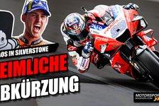 MotoGP - Video: MotoGP: So stürzte Martin das Silverstone-Qualifying ins Chaos