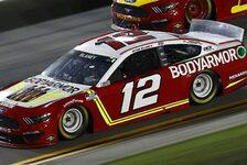 NASCAR 2021 Daytona 400 Night Race: Blaney gewinnt Crash-Finale