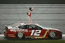 NASCAR 2021: Fotos Rennen 26 - Daytona International Speedway