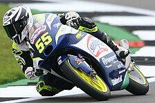 Moto3 Silverstone: Fenati siegt, Acosta baut WM-Führung aus