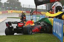 Formel 1, Perez: Nach Pech und Patzer zurück aufs Podium?