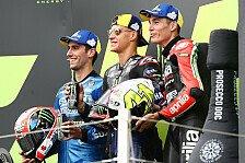 MotoGP: Aleix Espargaros Podium gibt Aprilia neue Motivation
