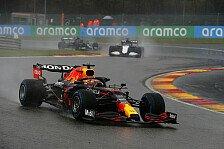 Formel 1 Ticker-Nachlese Spa: Rennen mit einer Runde gewertet