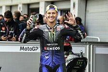 MotoGP-Analyse: Quartararo in Silverstone wie ein Weltmeister