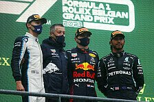 Formel 1 2021: Belgien GP - Atmosphäre & Podium
