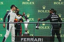 Formel 1 Spa-Statistik: Teamduelle im Qualifying