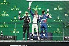 Formel 3 2021: Belgien GP - Rennen 13-15