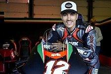 MotoGP - Maverick Vinales: Ich war blockiert, musste etwas tun
