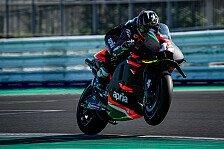 MotoGP - Vinales nach Aprilia-Test: War noch nie so glücklich
