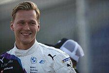 Formel E: Maximilian Günther wechselt von BMW zu Nissan